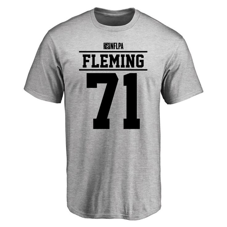 Cameron Fleming Player Issued T-Shirt - Ash