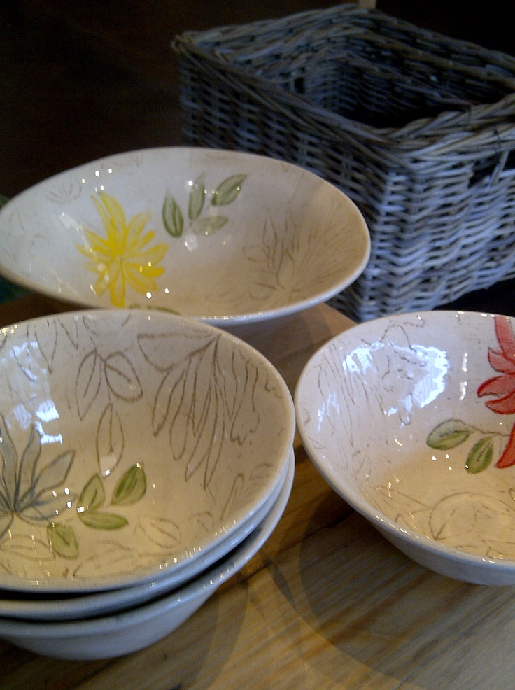 New Wonki Ware designs - completely love this story!