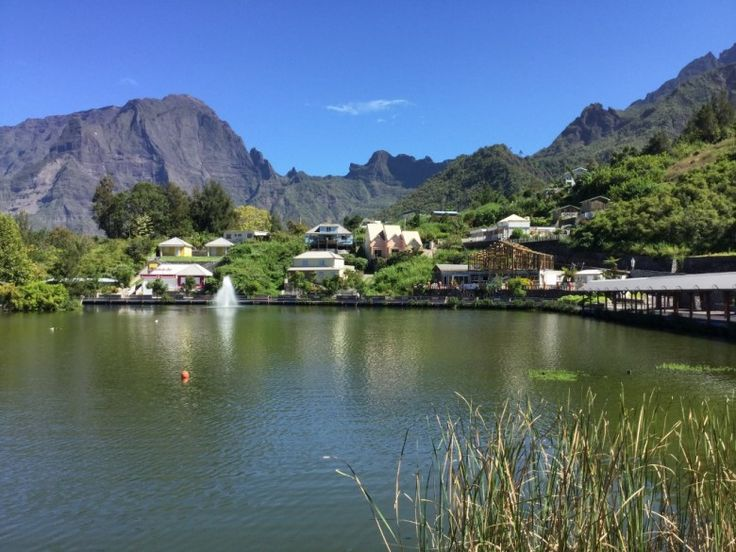 Cilaos, Reunion