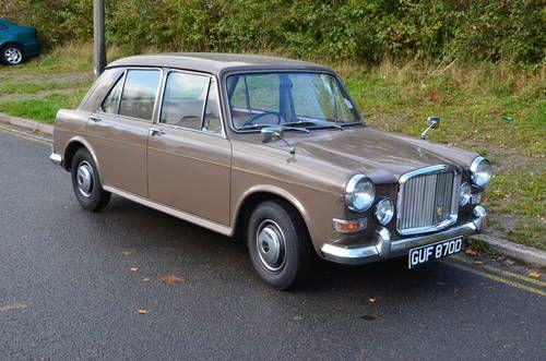 Austin Princess Vandenplas 1100 (1966)