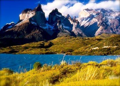 Torres Del Paine National Park Chilean Patagonia