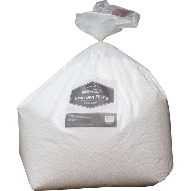 Polystyrene Bean Bag Filling 2.5Ft | Hobbycraft
