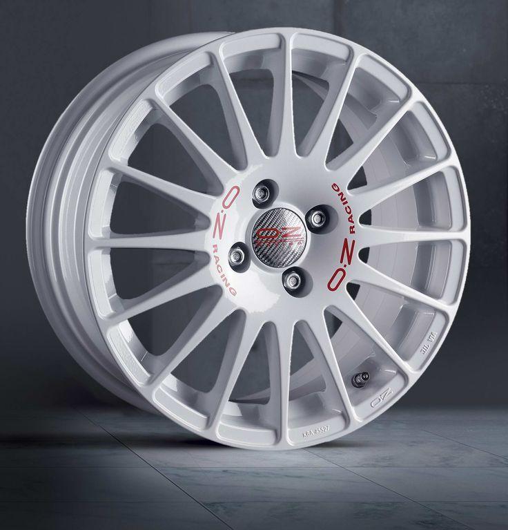 Oz Racing Superturismo | modified cars | Jdm wheels, Racing wheel, Racing rims