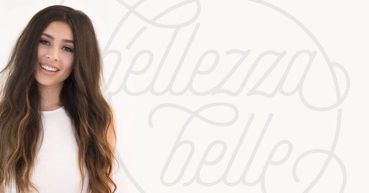 Bellezza Belle light brown hair ⭐️