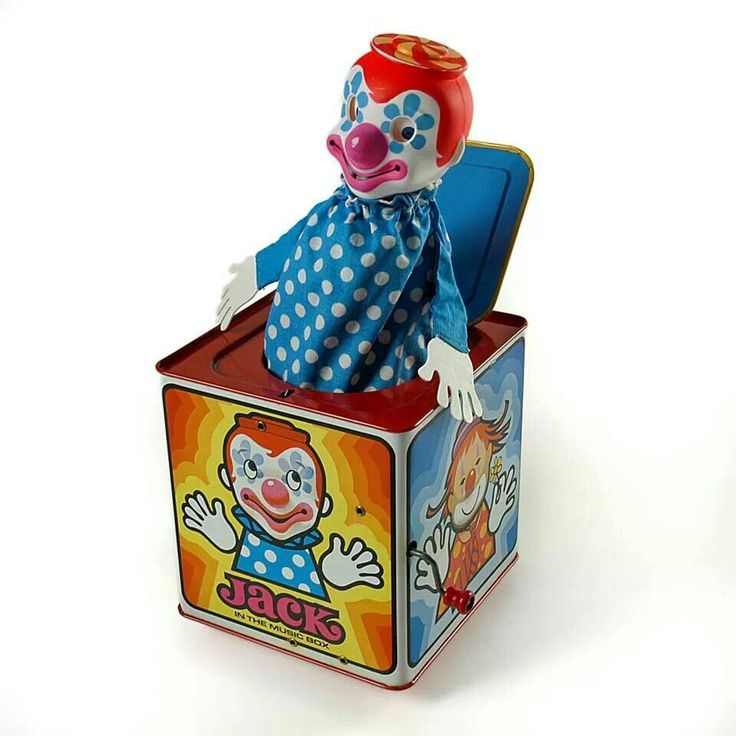 89 best jack in the box images on pinterest old fashioned toys antique toys and vintage toys. Black Bedroom Furniture Sets. Home Design Ideas