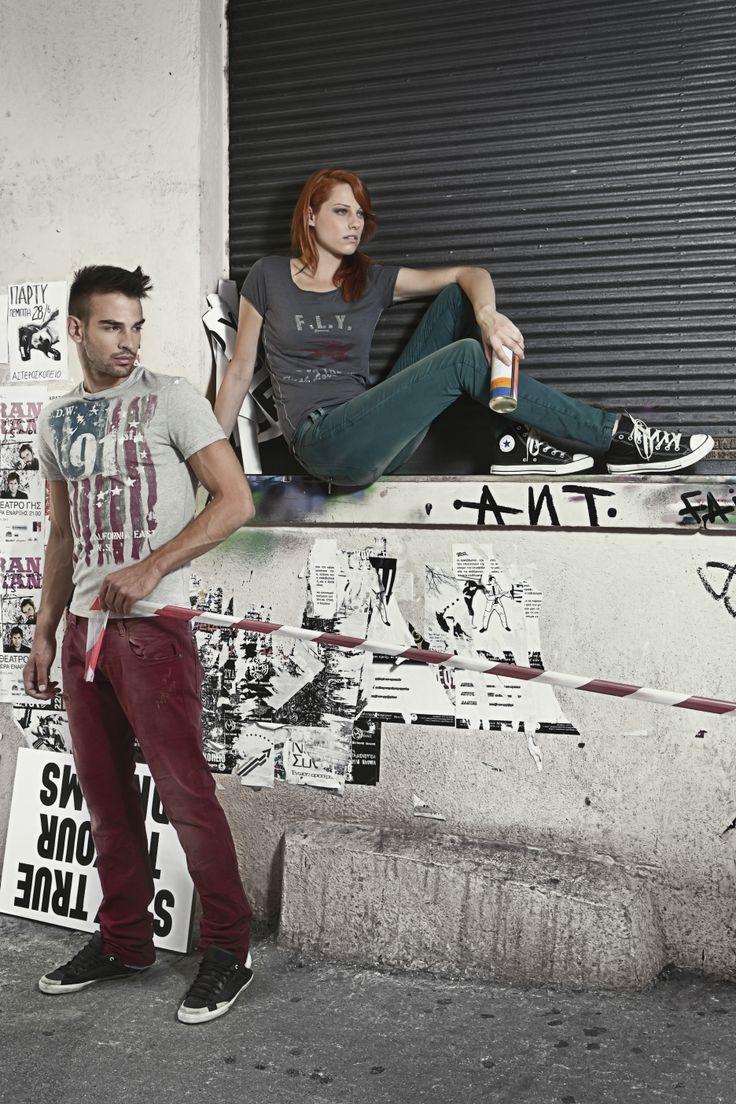 Edward Jeans Autumn/Winter 2012-2013 // Photoshooting. #fashion #style #men #women #young #thessaloniki #greece #edwardjeans #edward #jeans #idea99 ideaninetynine.com