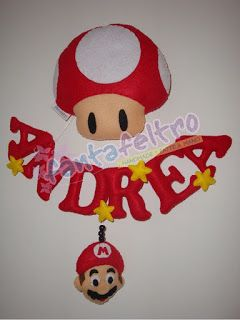Fanta Feltro: Fuoriporta Super Mario