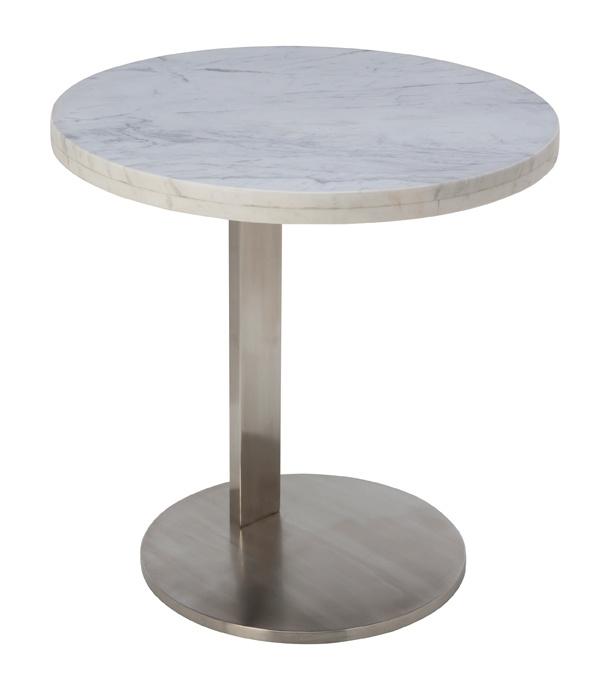 Effie Marble Side Table