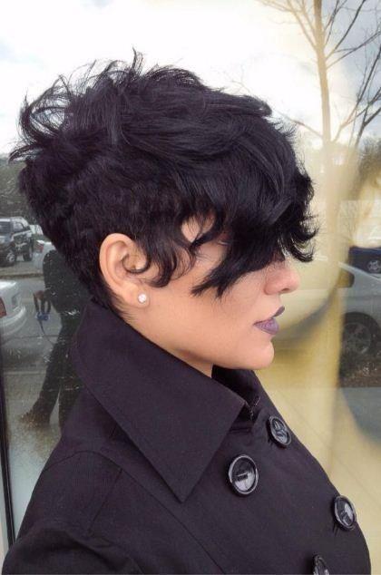 Love this haircut E1 Permanent Wave