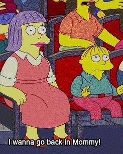 Ralph Wiggum is easily my favorite Simpsons character