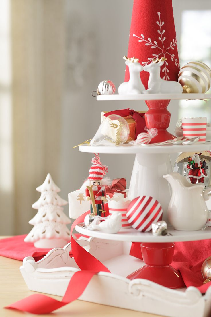 94 best images about Holiday Decorating on Pinterest   Christmas ...