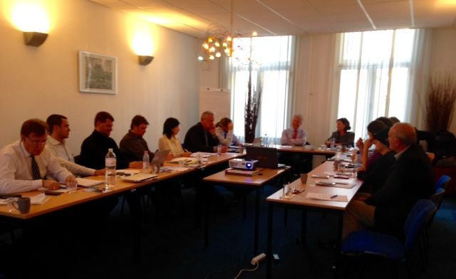 LYLM Committee Meeting in The Hague in preparation for 2016 campaign
