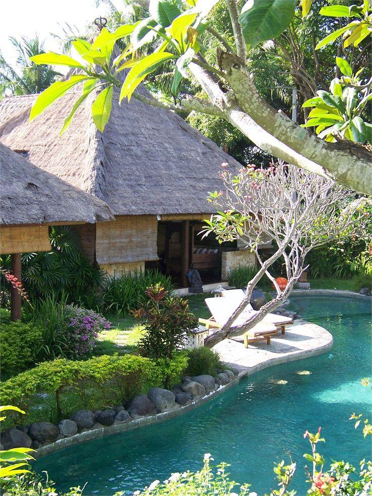 Bali, indonesia. Just another beautiful resort located in this exotic Indonesian locale. Contact: ASPEN CREEK TRAVEL - karen@aspencreektravel.com #beautiful #dreamcometrue