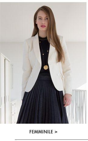 In ufficio: look femminile o à la garçonne?