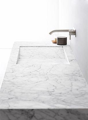 REXA DESIGN Collezioni bagno in Corian, Prodotti per il bagno in Corian