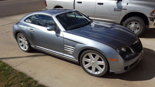 2004 Chrysler Crossfire With A 5 3 L Lsx V8 With Images