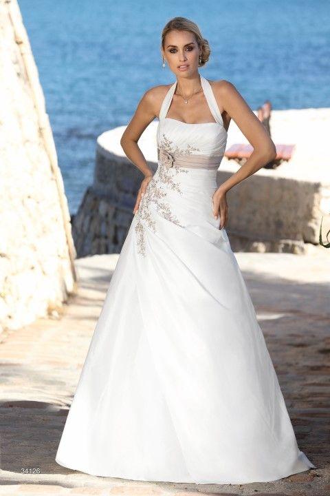 Ladybird trouwjurk - model 34126 - bruidsjurk - wedding dress - Xsasa bruidsmode