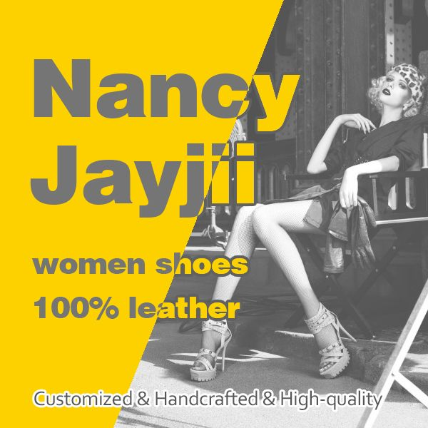 Nancy Jayjii: Women shoes leather only