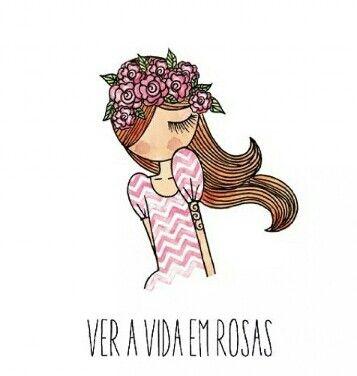 Vida em rosas |  Mônica Crema