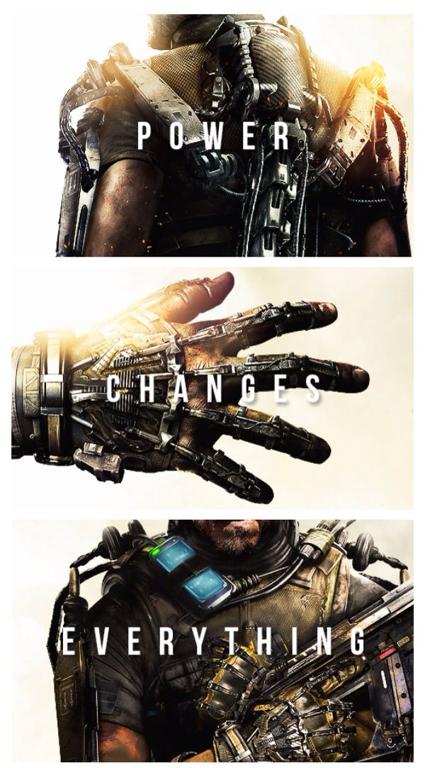 Call of duty : Advanced Warfare it is true and have a good time gamers
