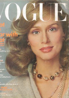 August 1973 Lauren Hutton