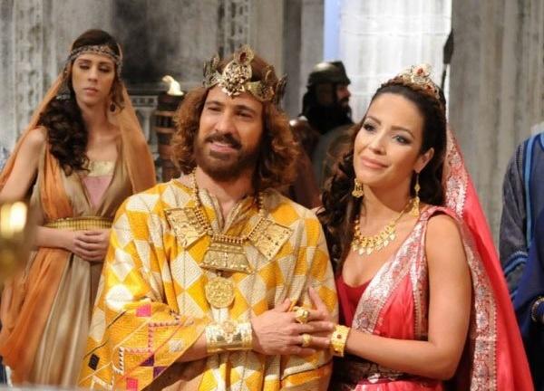 Rede Record reprisa a série Rei Davi em outubro. Vai rever? http://r7.com/IuRS