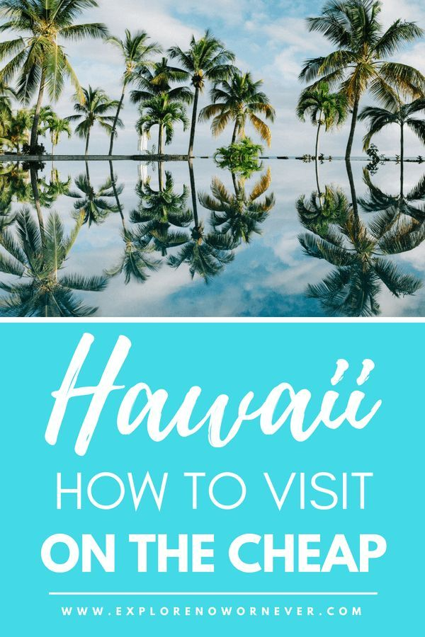 Ready to explore the gorgeous state of Hawaii but want to stick to a budget and …