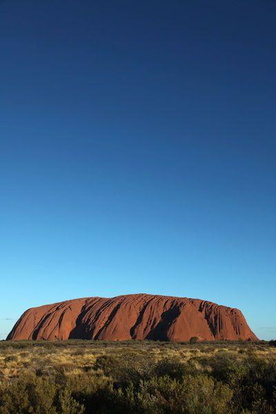 Uluru, Kata Tjuta National Park, Northern Territory, Australia