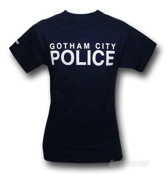 Batman Gotham City Police T-Shirt