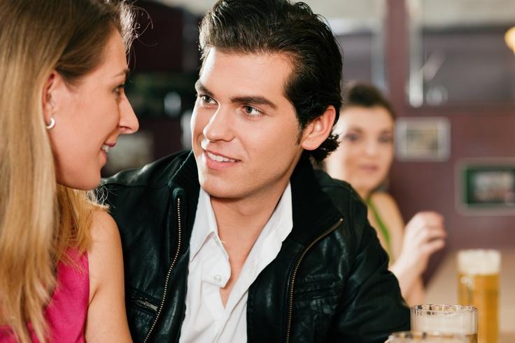 Richtig flirten erstes date