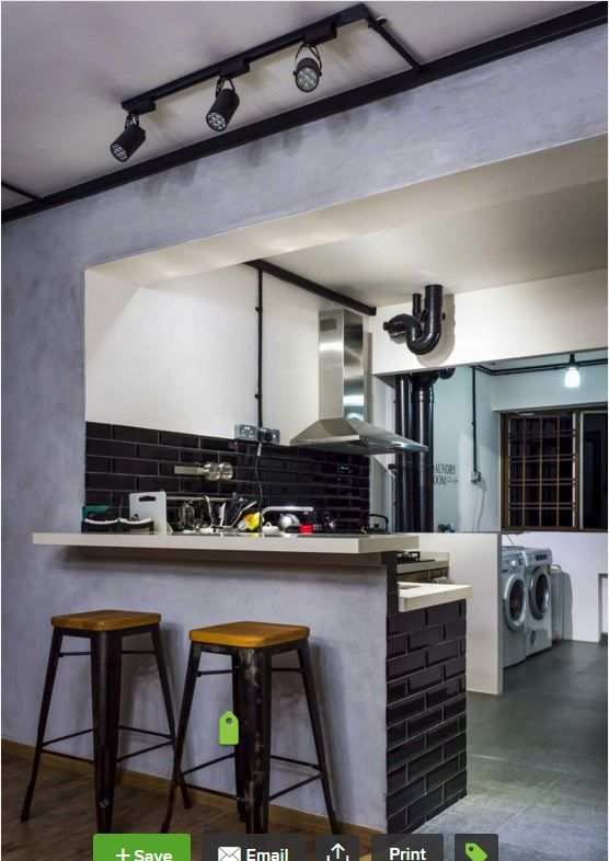 http   www houzz com sg photos 31437888. 16 best Kitchen images on Pinterest   Scandinavian kitchen  Houzz