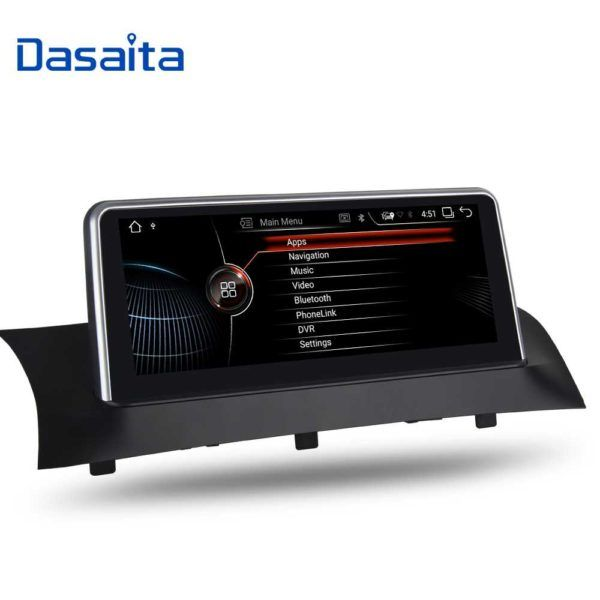 """10.25""""Android 7.1 Car Audio Stereo For BMW X3 F25 X4 F26"""