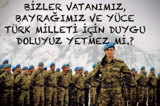 Turan Türk askeri