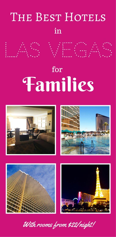 Las Vegas Hotels for Families