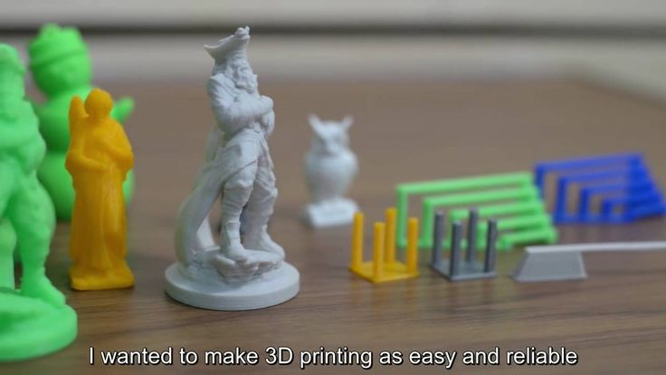 A new type of 3D printer for sale that make 3D printing  Hassle-free& Af...