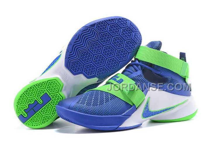 CHEAP NIKE ZOOM SOLDIER IX 9 2015 BLUE WHITE GREEN BASKETBALL SHOES SALE ONLINE, Only$100.00 , Free Shipping! http://www.jordanse.com/cheap-nike-zoom-soldier-ix-9-2015-blue-white-green-basketball-shoes-sale-online.html