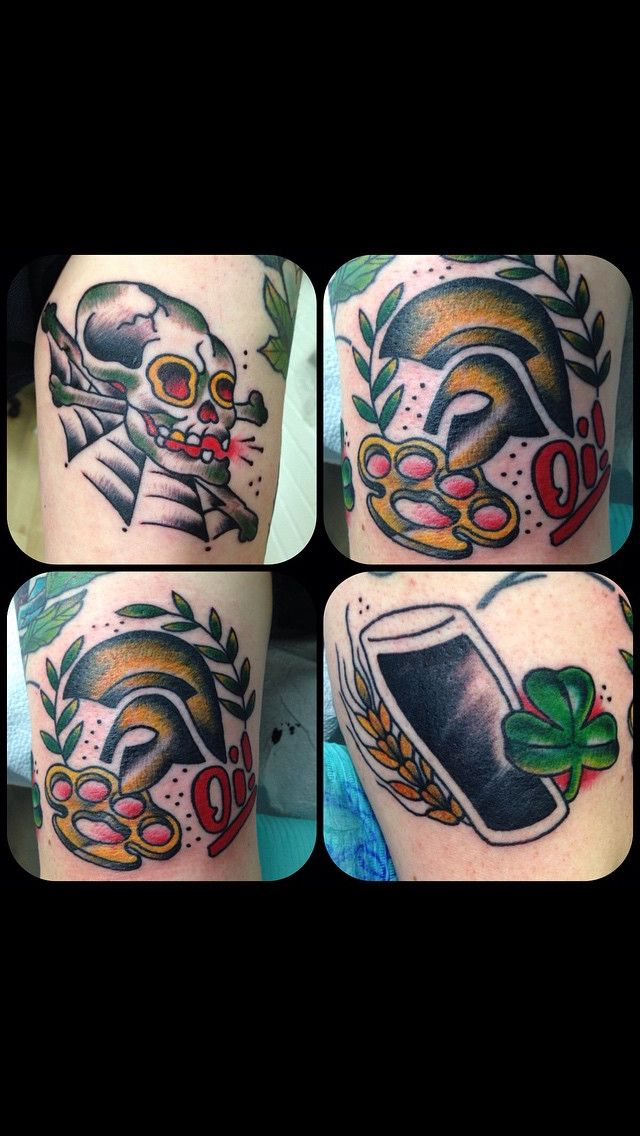1000 images about traditional skinhead tattoo ideas on pinterest zodiac tattoos. Black Bedroom Furniture Sets. Home Design Ideas