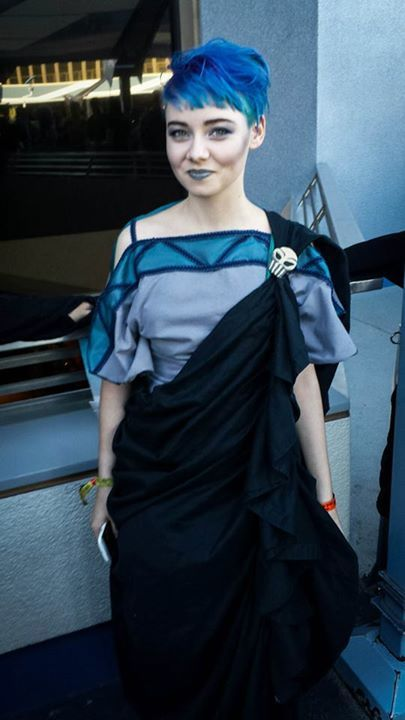 Carly's Cosplay — sweggolas: And here's my Hades costume ~