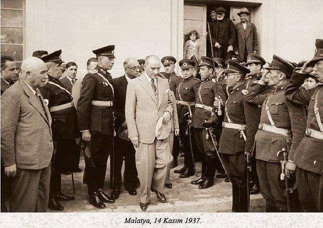 Pin On Ataturk Sen Cok Yasa