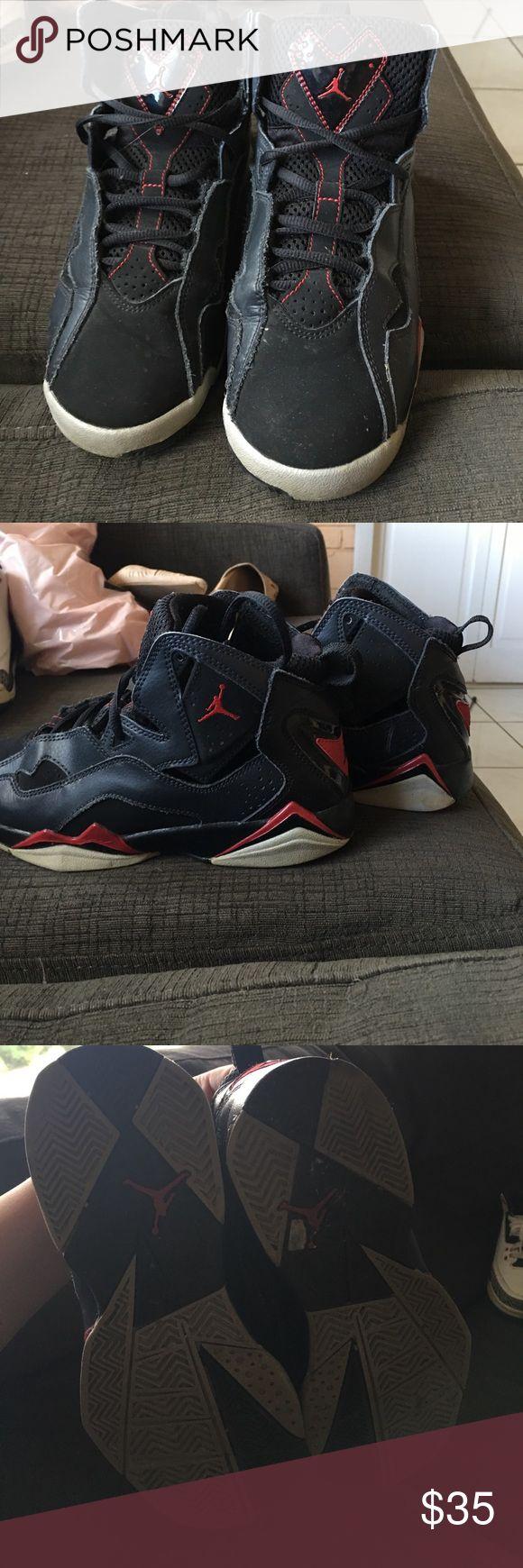 Jordan True Flight in used condition- price negotiable Jordan Shoes Sneakers