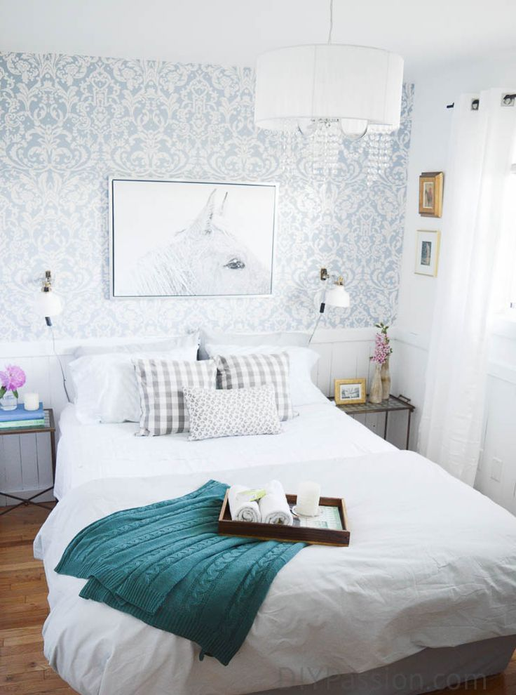 Our Fresh and Floral Guest Room Makeover http://www.diypassion.com/2016/07/05/our-fresh-and-floral-guest-room-makeover/?utm_campaign=coschedule&utm_source=pinterest&utm_medium=DIY%20Passion&utm_content=Our%20Fresh%20and%20Floral%20Guest%20Room%20Makeover