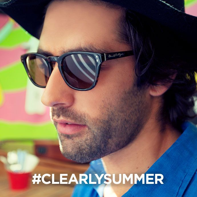 Another week, another pair of #sunnies to #giveaway! Find out how you could win a pair this Friday: http://www.clearlycontacts.com.au/thelook/summer-contest-clearlysummer/?cmp=social&src=pn&seg=au_14-11-11_clearlysummerjay-smco  #clearlysummer #sunglasses #style #competition