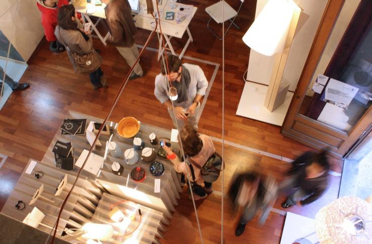 Swartlab.com in Turin - dal soppalco