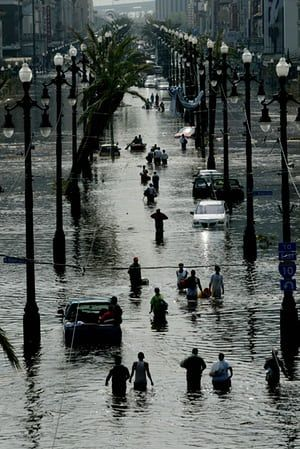 Naomi Klein: how power profits from disaster | US news | The Guardian
