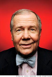 Jim Rogers - international investor; contrarian