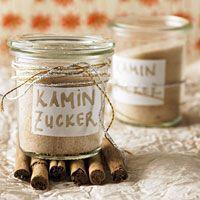 Kamin-Zucker
