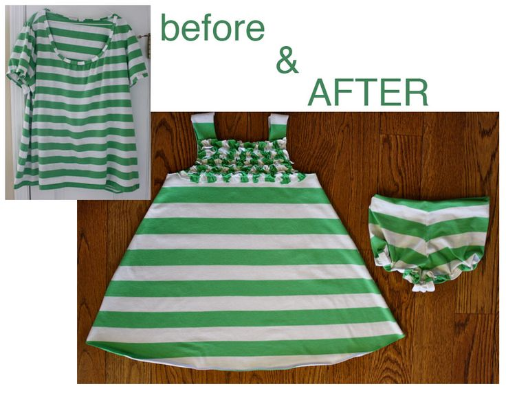 upcycling!Tshirt Dresses, Dresses Tutorials, Clothing Upcycling, Adorable Upcycling, Ruffles Dresses, Clever, Baby Clothing, Baby Dresses, Baby T Shirts Dresses
