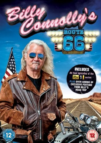 Billy Connolly's Route 66 [DVD] DVD ~ Billy Connolly, http://www.amazon.co.uk/dp/B005IW482G/ref=cm_sw_r_pi_dp_zhkqrb1XESZX0