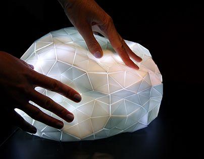 """Popatrz na ten projekt w @Behance: """"Nuvola Light"""" https://www.behance.net/gallery/24054881/Nuvola-Light"""