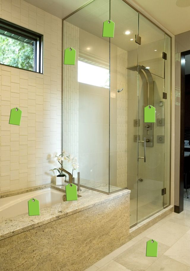 Same Tub Shower Layout Again Now With The Doors I Like And Master BathroomsMaster